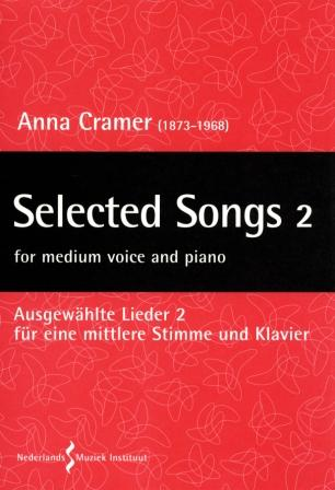 Cramer, A. - Selected songs Vol. 2